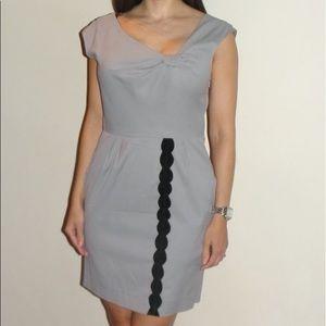Black Halo Body Con Dress - Size 6